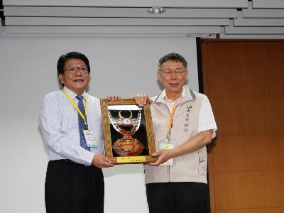 City Government Delegates Visit Pingtung