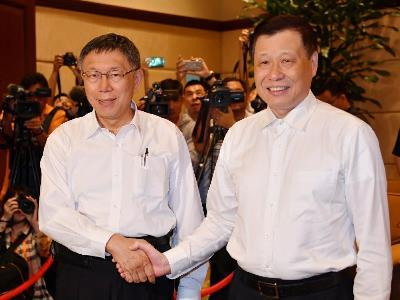 Mayor Travels to Shanghai to Attend Twin-City Forum