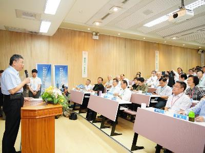 Mayor Attends 2019 Cross-Strait Urban Traffic Seminar Opening Ceremony