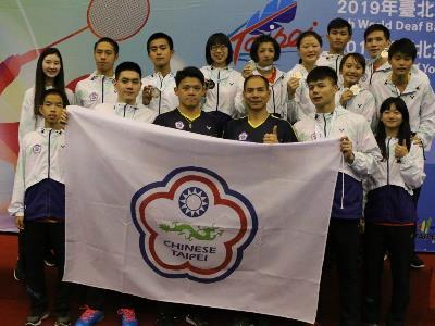 Successful Conclusion to World Deaf Badminton Championships