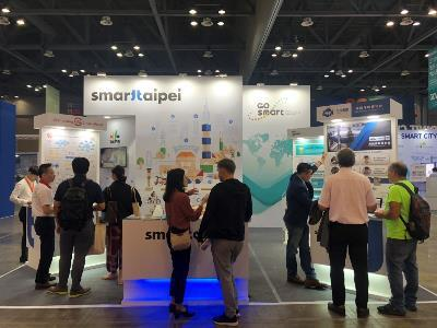 Taipei City Travels to Korea to Participate in World Smart City Expo