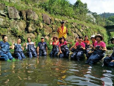 Juru Community in Nangang Searches for Quality Water