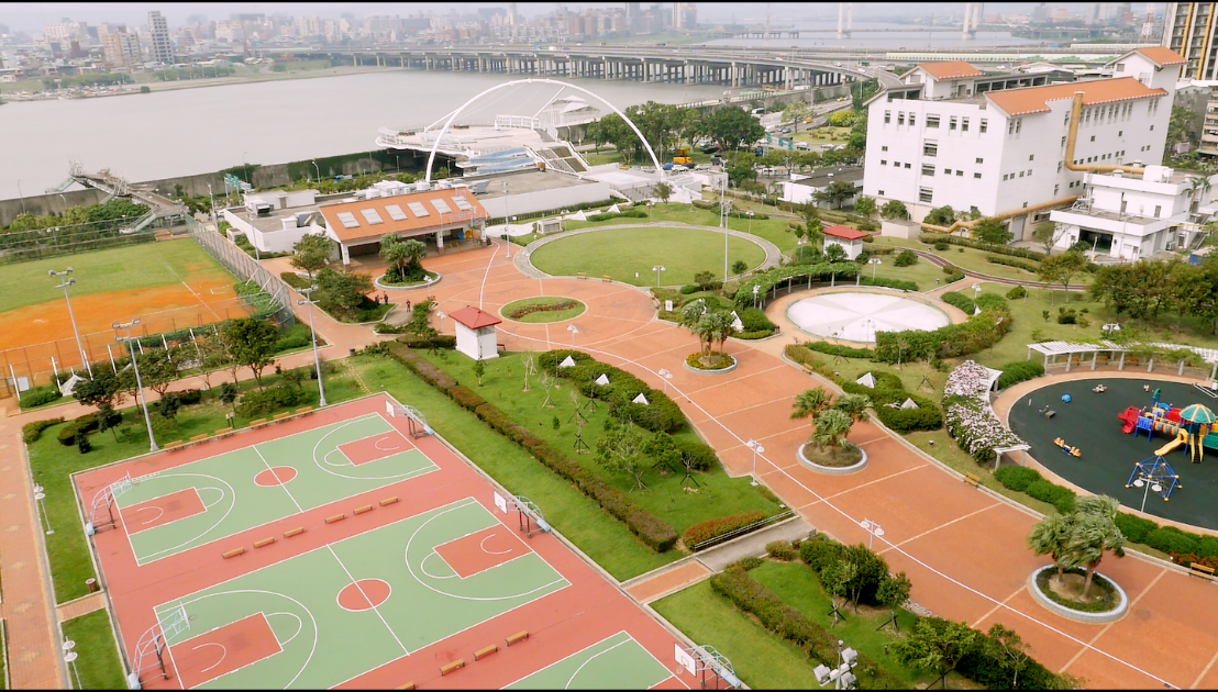 Dihua Sewerage Treatment Plant Recreational Sports Park