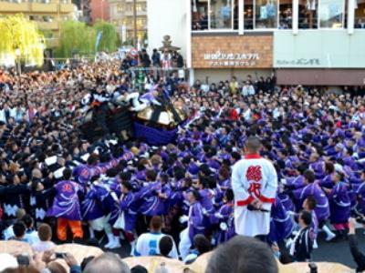 Clashing Shrines, Parades, and Soaking Fun at the 2015 Taipei Hot Spring Season