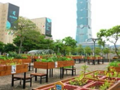 Moving Toward a Garden City: Active Planning of More Farming Spaces