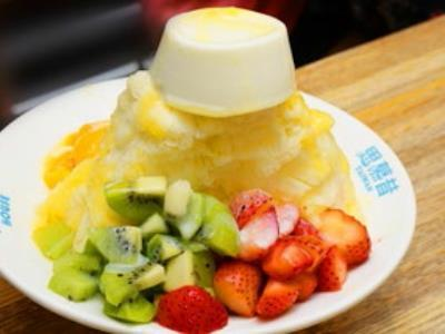 Taipei's Boundless Culinary Creativity: Mango Shaved Ice Is a Must for Tourists
