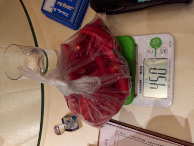 8-紅辣椒(泰國朝天椒)