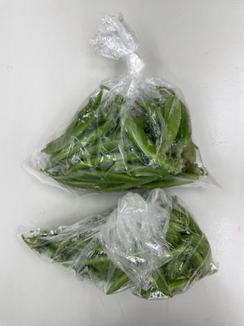 1-甜豌豆200公克±10%