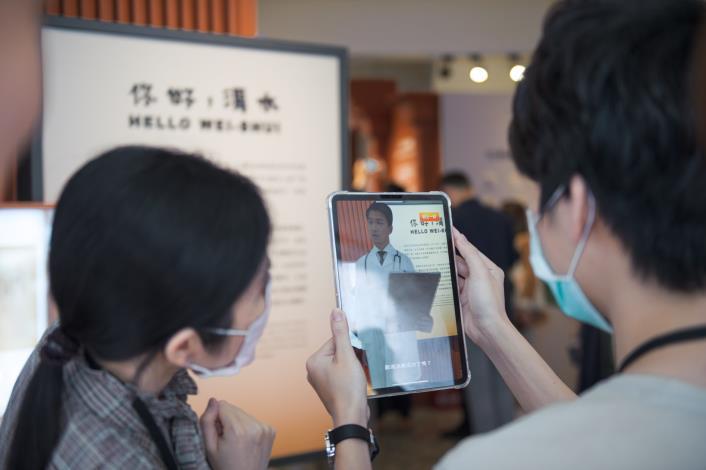 4DViews蔣渭水影片以科技融入人文展覽,向文協百年歷史致敬1