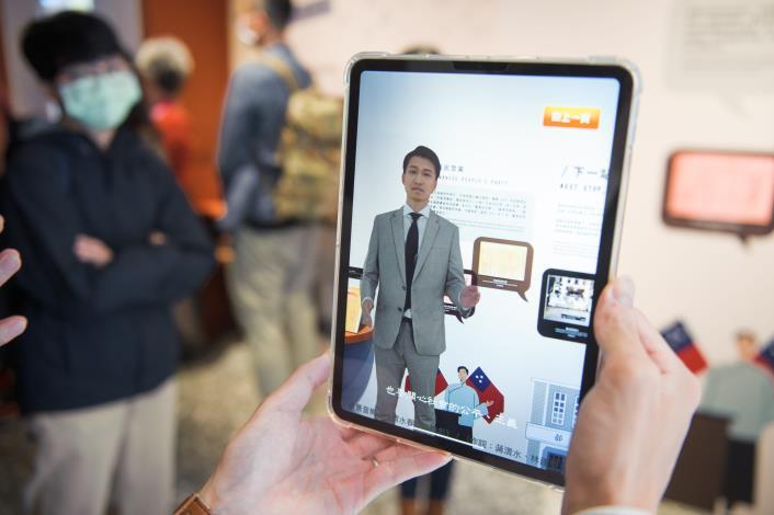 4DViews蔣渭水影片以科技融入人文展覽,向文協百年歷史致敬2