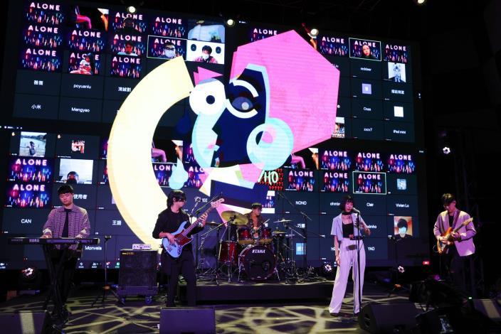 8_9唱聊室_線上樂迷透過視訊軟體零距離應援