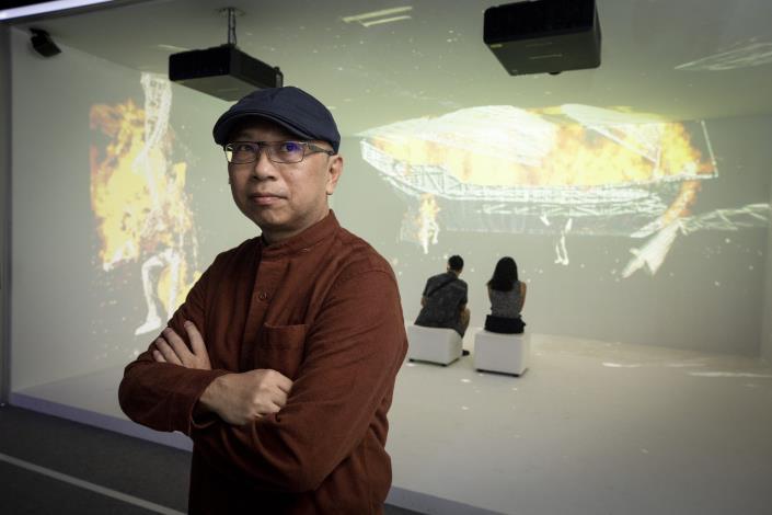 第25屆臺北文化獎得主黃心健