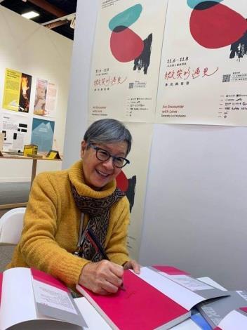 第25屆臺北文化獎得主蕭麗虹