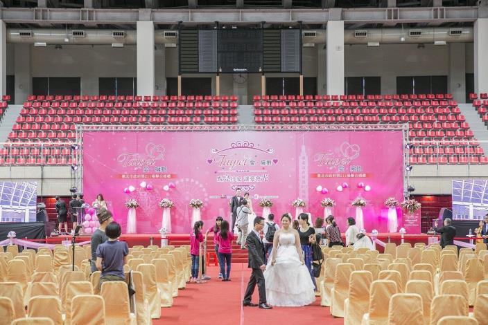 婚禮會場[開啟新連結]
