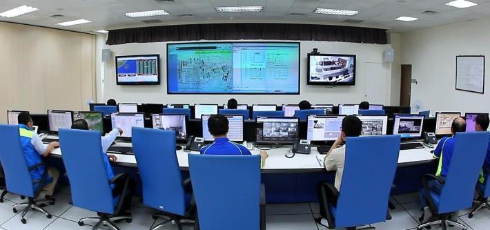 臺北市首先推動「抽水站自動化監控系統」