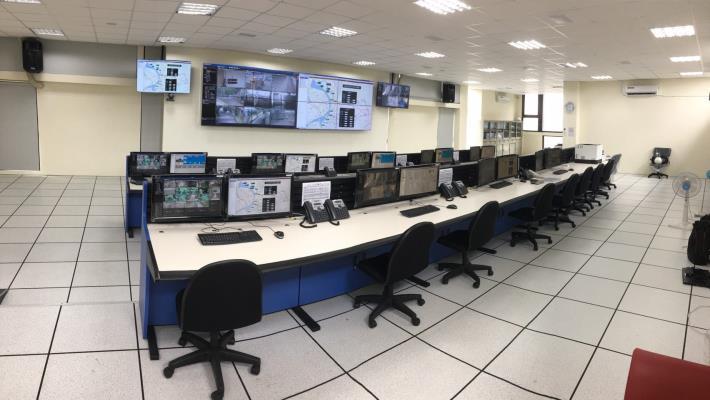 臺北市抽水站第四分區管理中心  已經加入抽水站自動化監控的行列