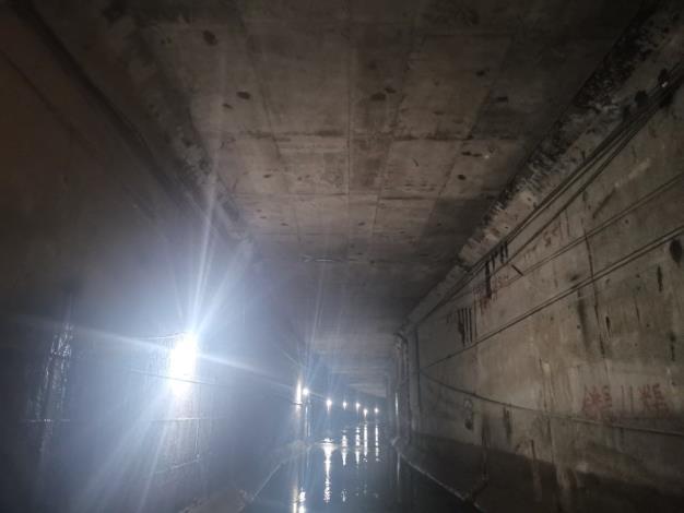 北市康樂街雨水箱涵將新生 全戰鬥力投入防汛