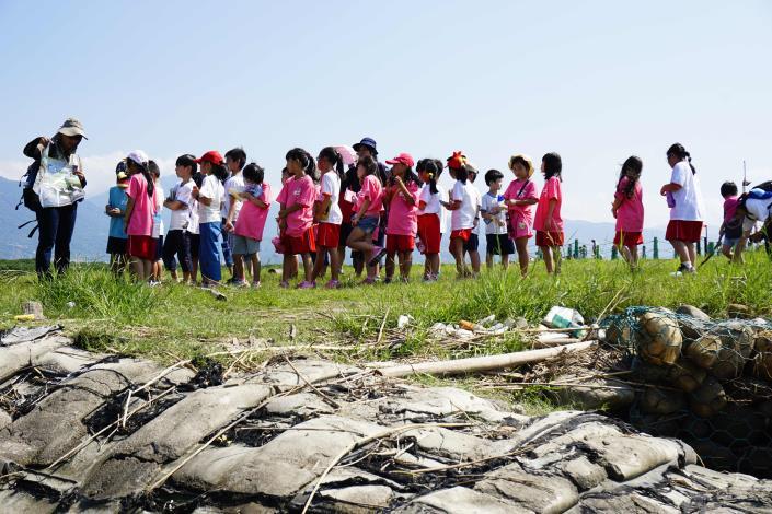 水利處所推出的社子島濕地環教課程,更是場場秒殺