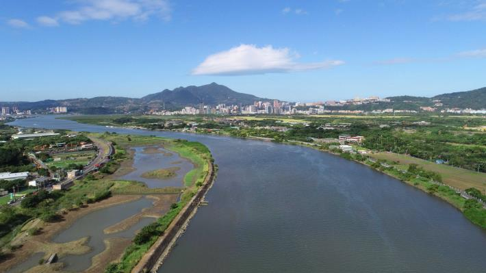 社子島濕地擁有豐富的生態