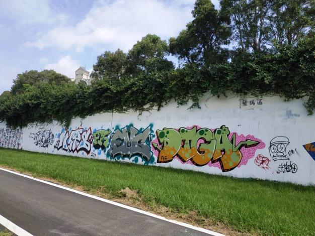 揮灑創意 北市7處塗鴉牆即日起免費開放
