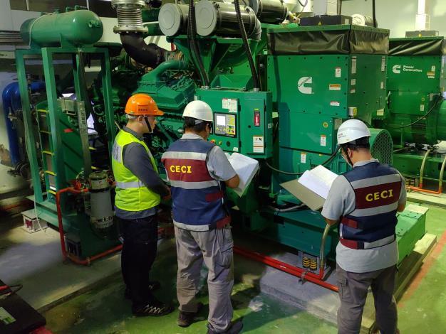 士林抽水站 機組更新 將於110年10月全面更新完成