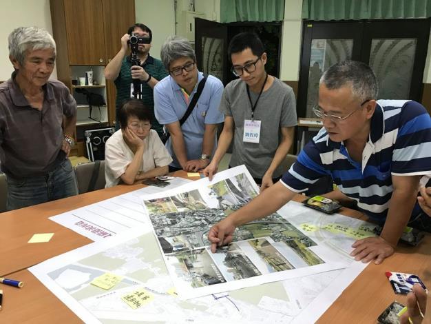 「磺港溪再造計畫」,在109年陸續於當地辦理多場地方說明會