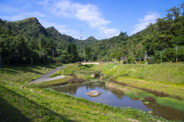 「金瑞治水園區」獲得2020台灣景觀大獎 環境設施類別佳作獎