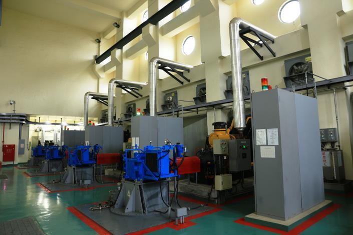 自動化後的抽水站,大幅提升抽水站操作效能