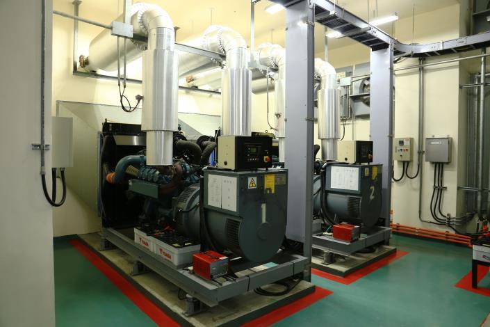 自動化後的抽水站,大幅提升抽水站操作效能與管理維護品質
