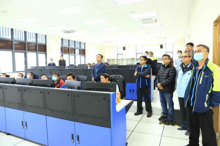 臺北市87個抽水站領先全國,全面進入自動化監控的新時代
