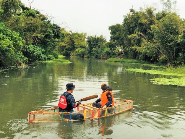 五分港溪即將在今年3月展開一系列環境教育活動