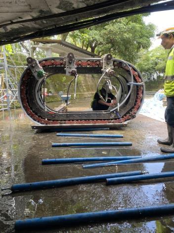 免開挖內襯工法是下水道延壽的成熟技術