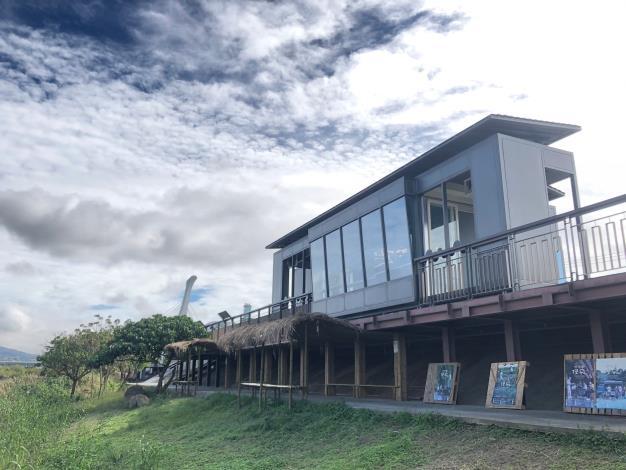 社子島濕地解說小築八月一日開館迎客