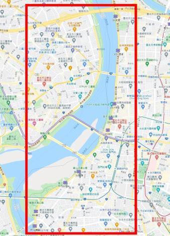 北市府22時起關閉淡水河沿線疏散門