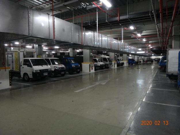 3F停車場營運