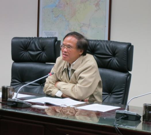 102年度第2次廉政會報會議-主席劉副處長進興致詞