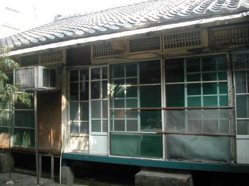 錦町日式宿舍─林務局局長舊宿舍照片