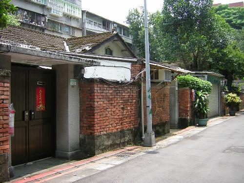 總督府山林課宿舍照片