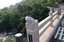 碧溪橋入口意象