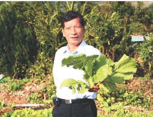 北投區第一市民農園