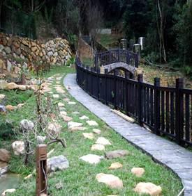 全年綠意盎然的自然園區1