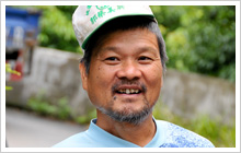 放棄廚師高薪回歸田野生活的郭先生,希望提供市民一個能夠享受田園耕作的環境,也期盼能夠打造一個閤家休閒及親友歡聚的園地。