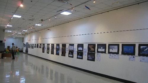 教育中心右側迴廊