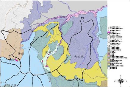 行義路 ( 磺溪嶺 ) 溫泉區地下水補注區