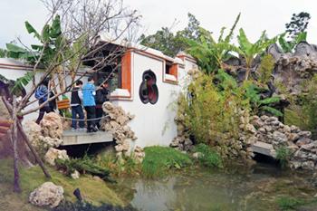 Lau-Gu Stone Garden