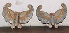 Bats' Figure Pottery