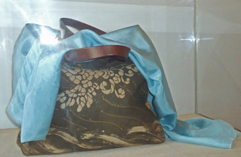 Tea Dyeing Handbag- Tiffany Style