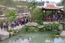 林安泰古厝民俗文物館庭園照片-2