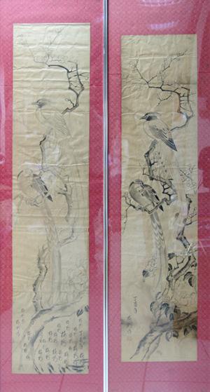 李梅樹廟刻手稿