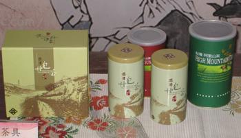 南港包種茶